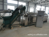 Tea production line